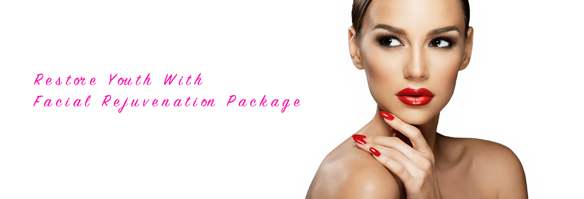 Restore Youth Through a Facial Rejuvenation Package